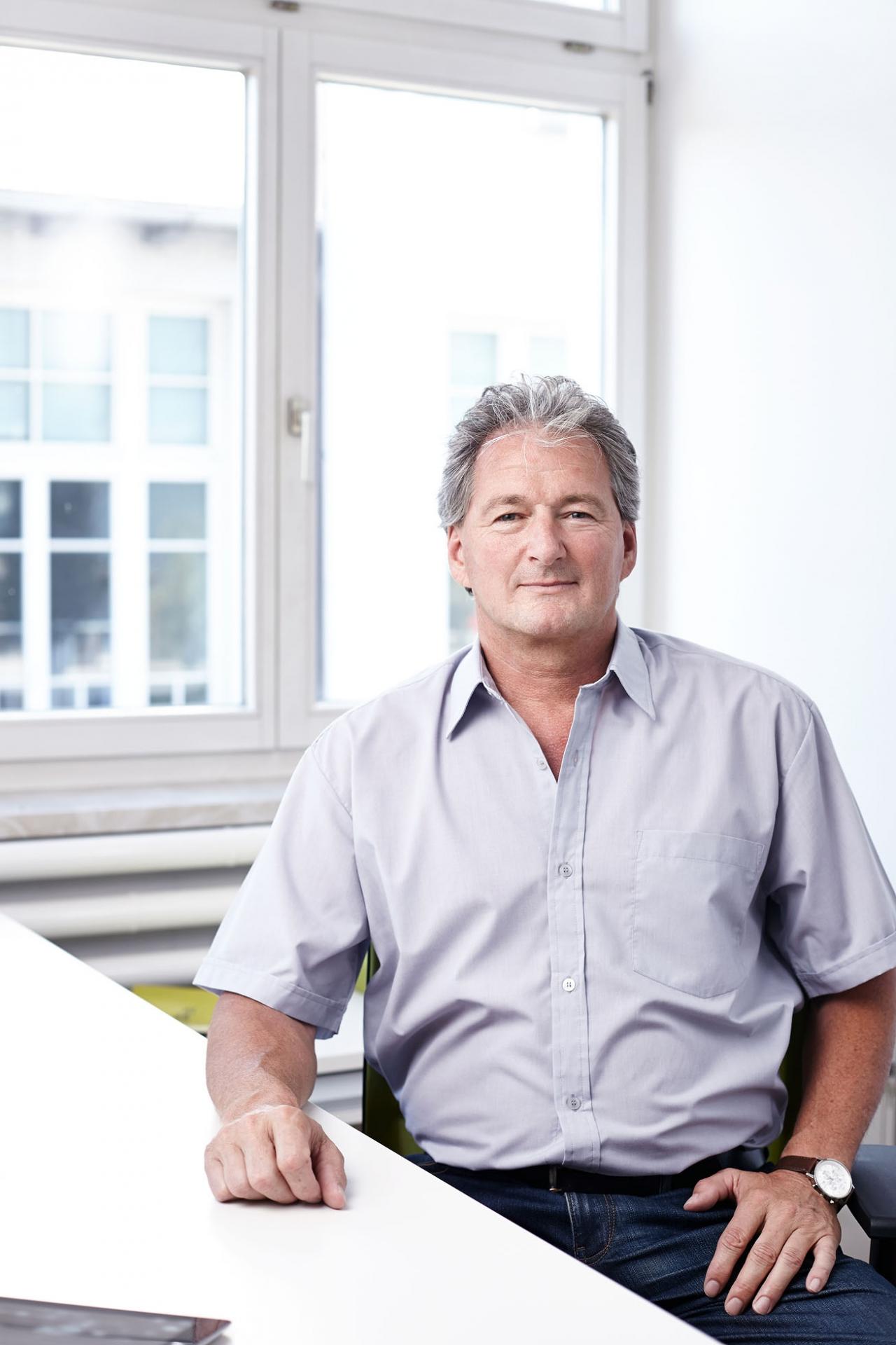 Lukas Gaechter Portrait