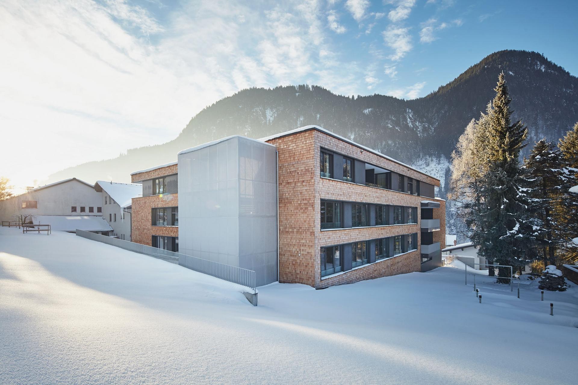 Lukas Gaechter architecture